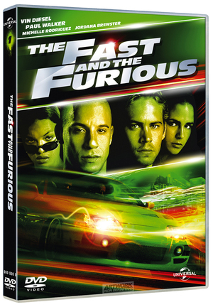 FAST AND FURIOUS (NEW VERSION) (DVD)
