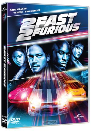 2 FAST 2FURIOUS (DVD)