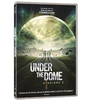 COF.UNDER THE DOME - STAGIONE 02 (4 DVD) (DVD)