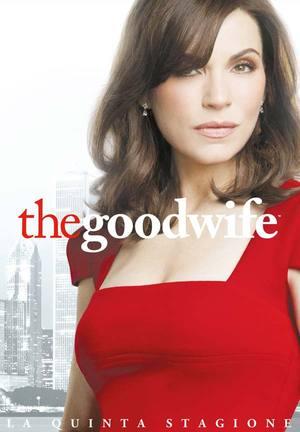COF.THE GOOD WIFE - STAGIONE 05 (6 DVD) (DVD)