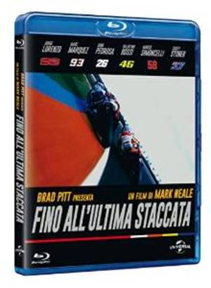 FIRST - FINO ALL'ULTIMA STACCATA (BLU RAY)
