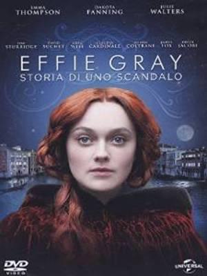 EFFIE GRAY - STORIA DI UNO SCANDALO (DVD)