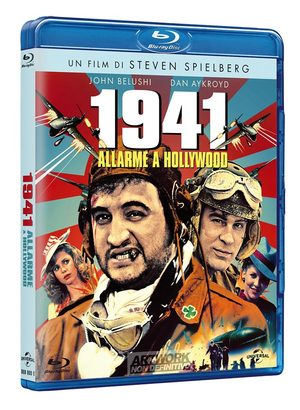 1941 - ALLARME A HOLLYWOOD (BLU RAY)