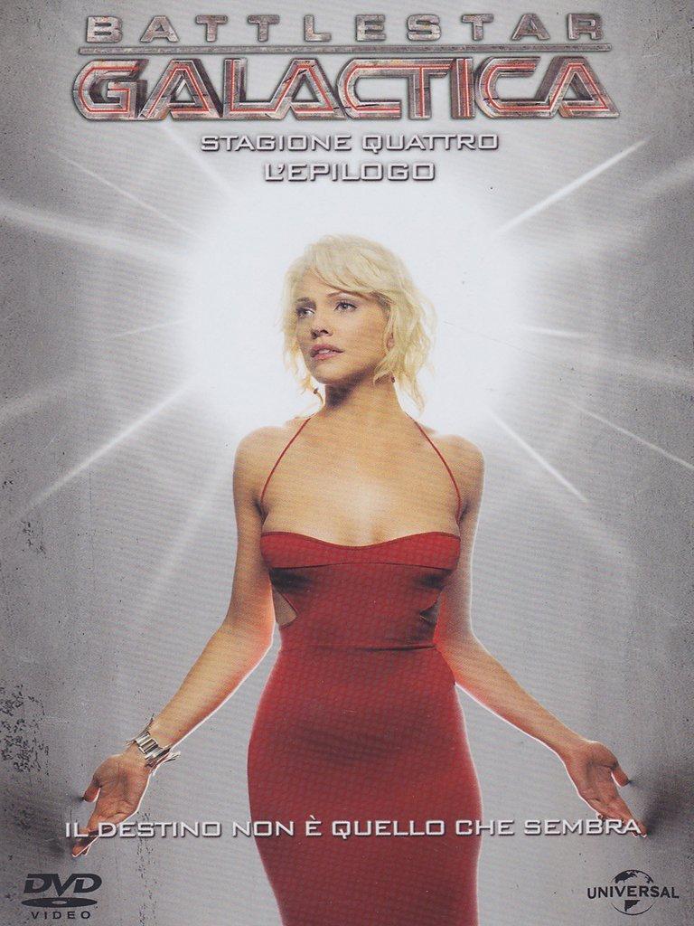 COF.BATTLESTAR GALACTICA - STAGIONE 04 (6 DVD) (DVD)
