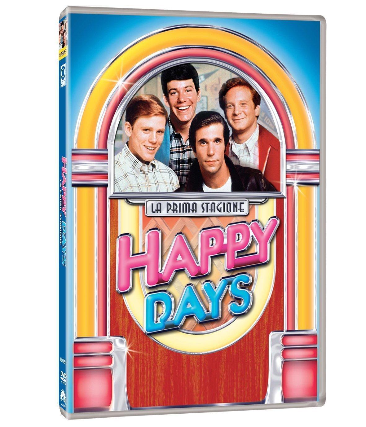 COF.HAPPY DAYS - STAG.01 (3 DVD) (DVD)