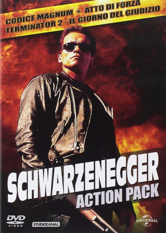 COF.SCHWARZENEGGER ACTION PACK (DVD)