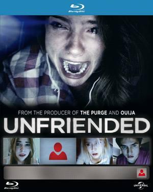 UNFRIENDED (BLU RAY)