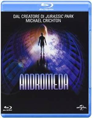 ANDROMEDA - THE ANDROMEDA STRAIN (BLU RAY)