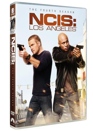 COF.NCIS - LOS ANGELES - STAGIONE 04 (6 DVD) (DVD)