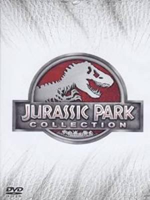 COF.JURASSIC PARK COLLECTION (4 DVD) (DVD)