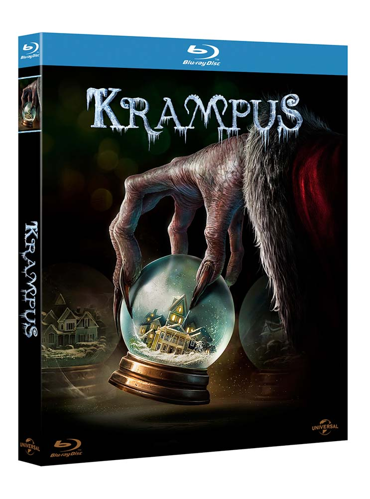 KRAMPUS (BLU RAY)