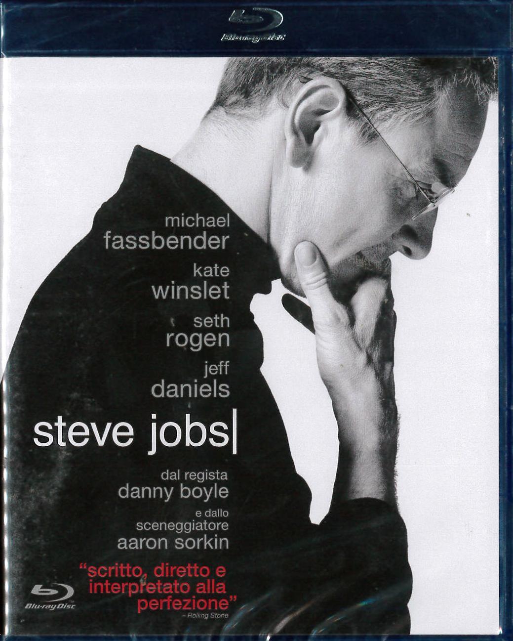 STEVE JOBS (BLU RAY)