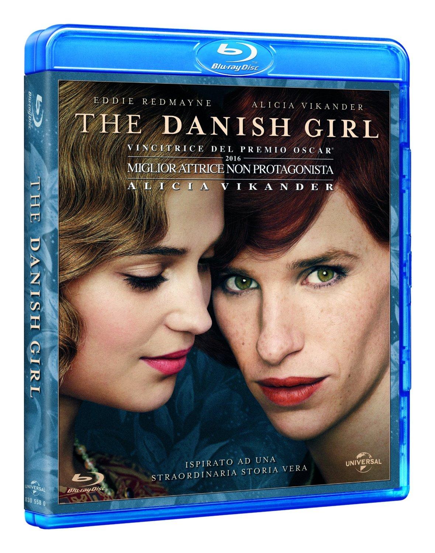 THE DANISH GIRL (BLU RAY)