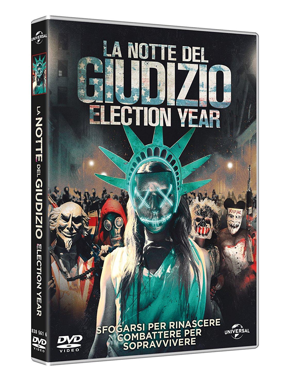 LA NOTTE DEL GIUDIZIO - ELECTION YEAR (DVD)