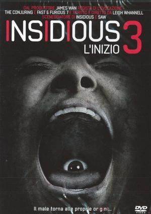INSIDIOUS 3 - L'INIZIO (DVD)