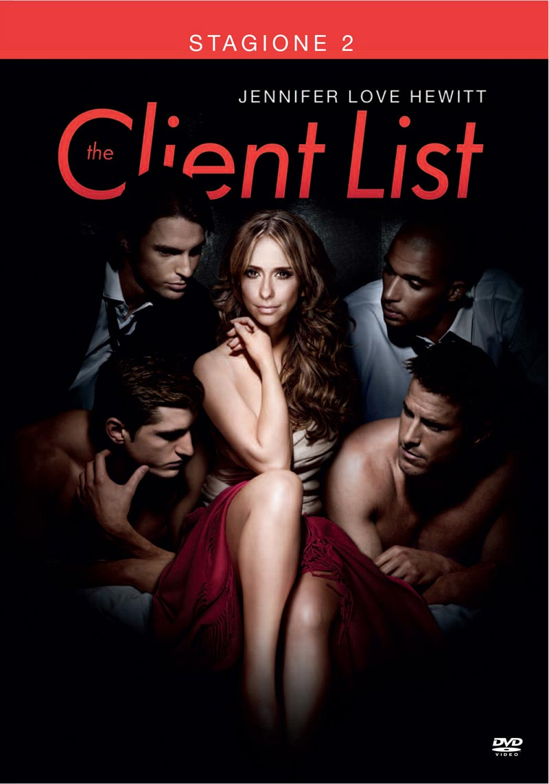 COF.THE CLIENT LIST - STAGIONE 02 (3 DVD) (DVD)