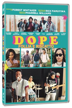 DOPE - FOLLIA E RISCATTO (DVD)