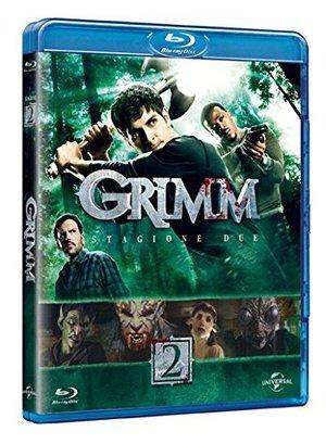 COF.GRIMM - STAGIONE 02 (6 BLU-RAY)