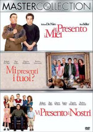 COF.TI PRESENTO I MIEI TRILOGIA (3 DVD) (DVD)