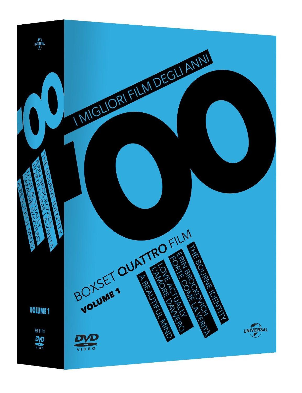 COF.MIGLIORI FILM DEGLI ANNI '00 (I) #01 (4 DVD) (DVD)