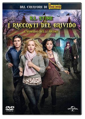 I RACCONTI DEL BRIVIDO - L'ARMADIO DELLE ANIME (RENTAL) (DVD)