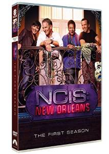 COF.NCIS - NEW ORLEANS - STAGIONE 01 (6 DVD) (DVD)