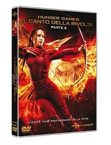 HUNGER GAMES - IL CANTO DELLA RIVOLTA - PARTE 2 (DVD)