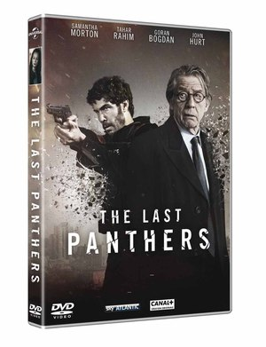 COF.THE LAST PANTHERS - STAGIONE 01 (2 DVD) (DVD)