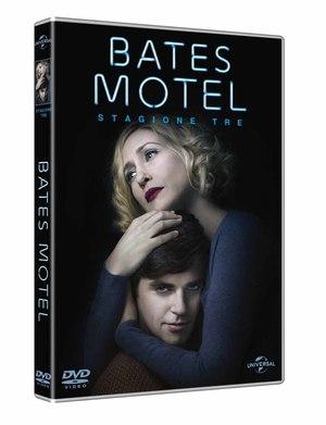 COF.BATES MOTEL - STAGIONE 03 (3 DVD) (DVD)
