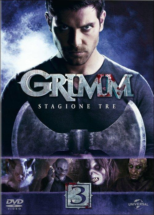 COF.GRIMM - STAGIONE 03 (6 DVD) (DVD)