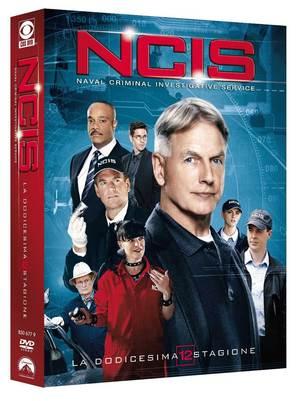 COF.NCIS - STAG. 12 (6 DVD) (DVD)