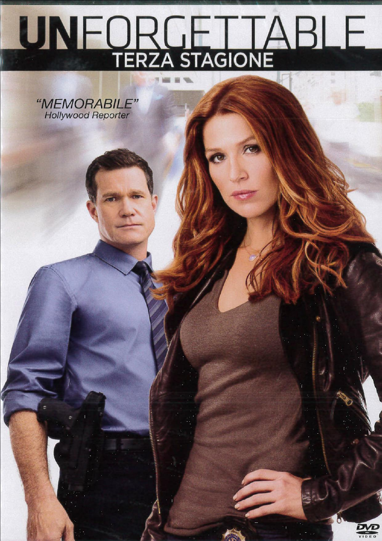 COF.UNFORGETTABLE - STAGIONE 03 (4 DVD) (DVD)