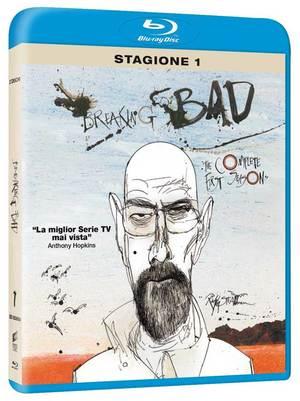 COF.BREAKING BAD - STAGIONE 01 (2 BLU-RAY)