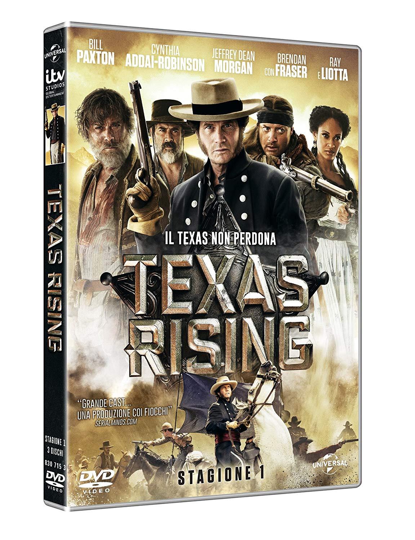 COF.TEXAS RISING - STAGIONE 01 (3 DVD) (DVD)