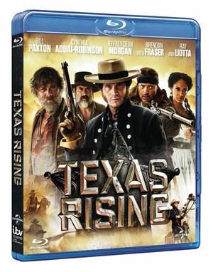 COF.TEXAS RISING - STAGIONE 01 (2 BLU-RAY)