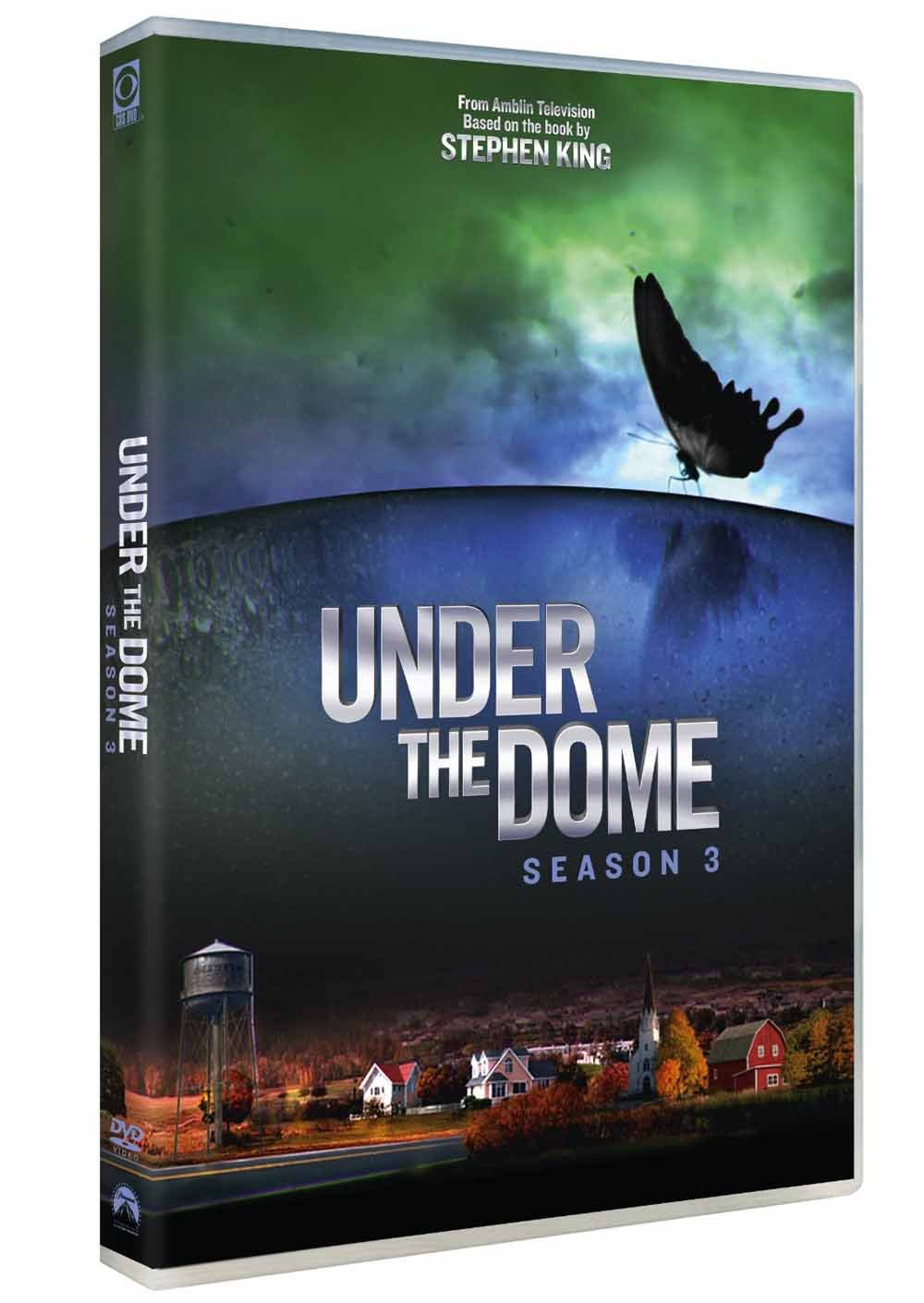 COF.UNDER THE DOME - STAGIONE 03 (4 DVD) (DVD)