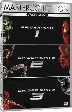 COF.SPIDER-MAN COLLECTION (3 DVD) (DVD)