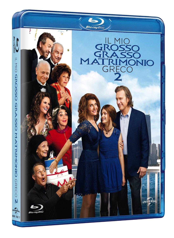 IL MIO GROSSO GRASSO MATRIMONIO GRECO 2 (BLU RAY)