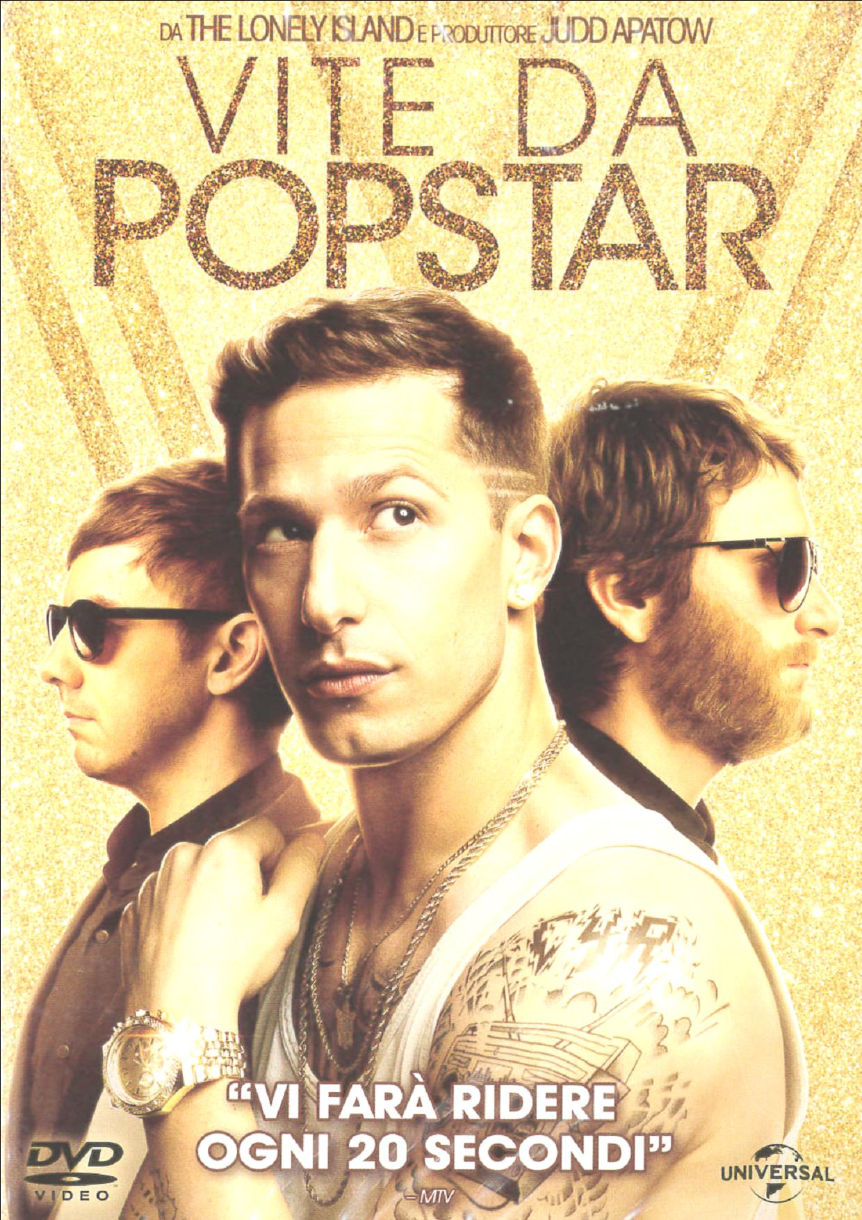VITE DA POPSTAR (DVD)