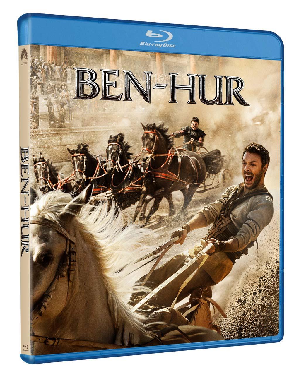BEN HUR (2016)- BLU RAY