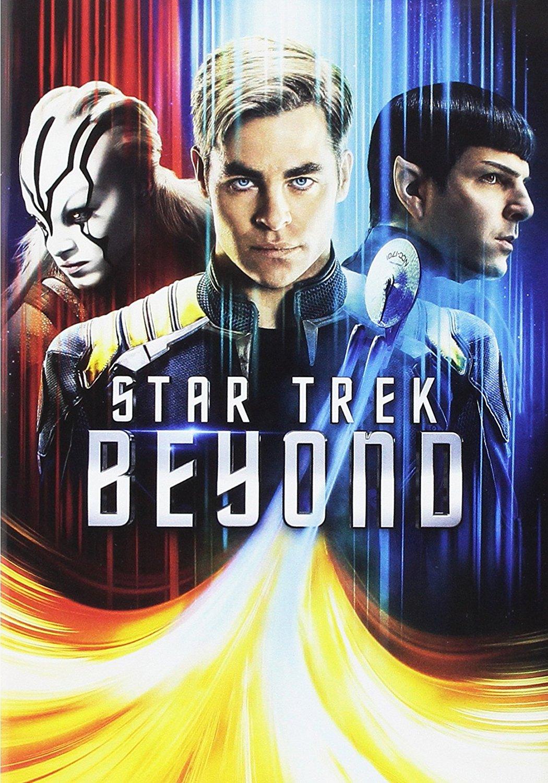 STAR TREK - BEYOND (DVD)