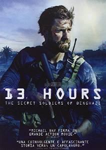 13 HOURS - THE SECRET SOLDIERS OF BENGHAZI (DVD)