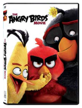 ANGRY BIRDS - IL FILM (DVD)