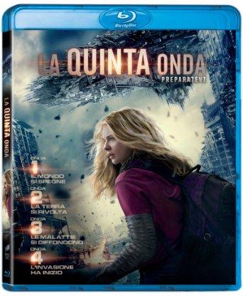 LA QUINTA ONDA (BLU RAY)