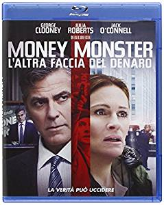 MONEY MONSTER - L'ALTRA FACCIA DEL DENARO (BLU-RAY)