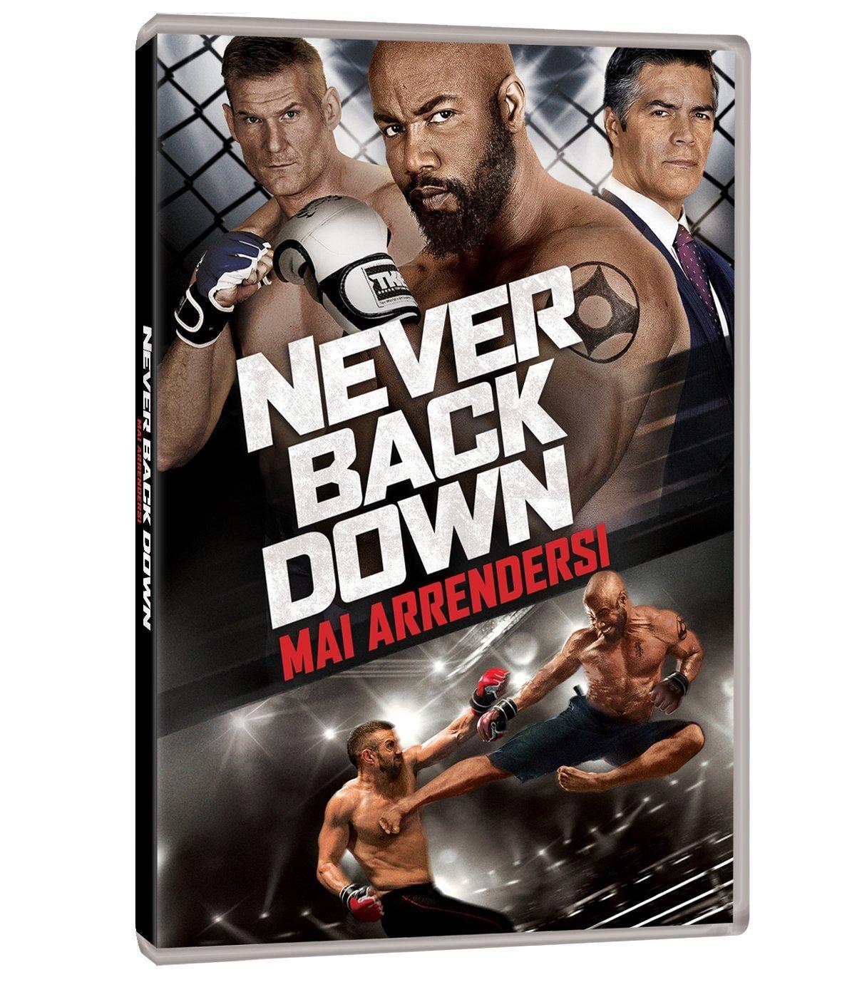 NEVER BACK DOWN 3 - MAI ARRENDERSI (DVD)