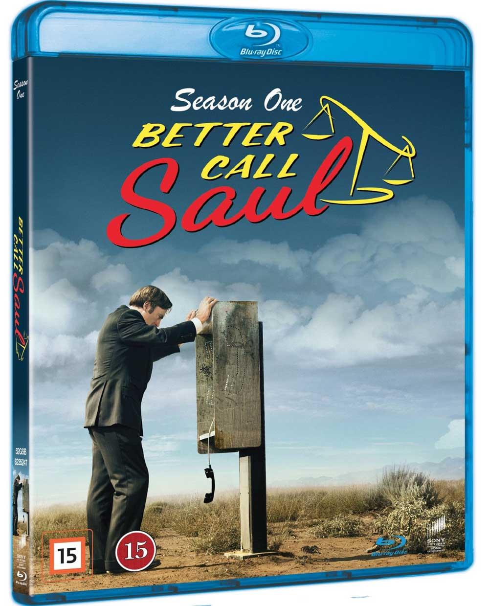 COF.BETTER CALL SAUL - STAGIONE 01 (3 BLU-RAY)