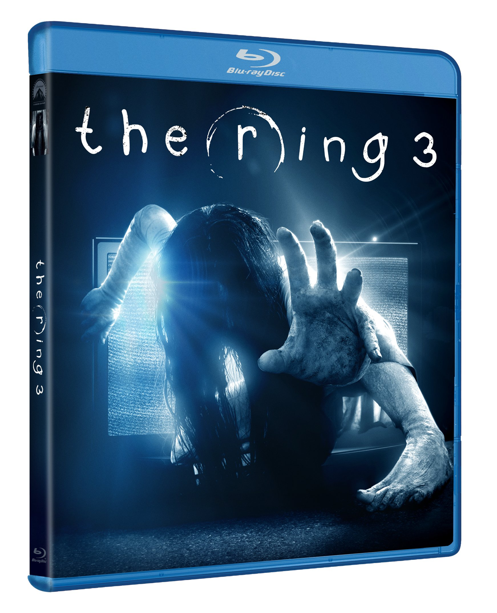THE RING 3 - BLU RAY