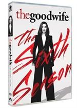 COF.THE GOOD WIFE - STAGIONE 6 (6 DVD) (DVD)