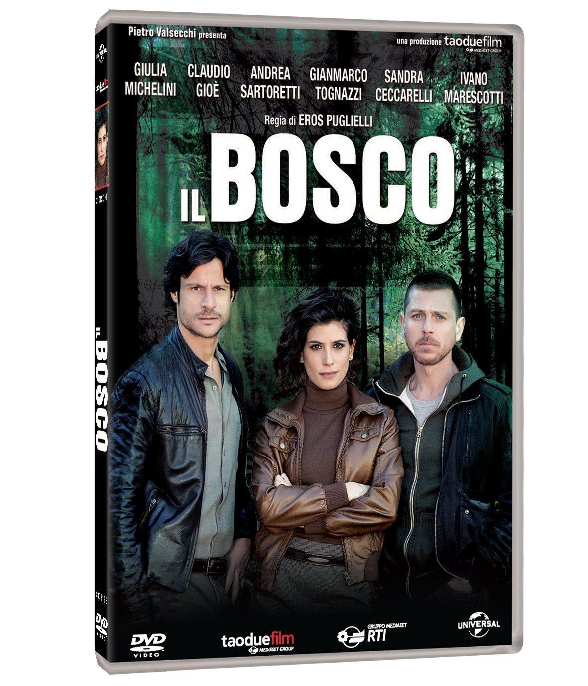COF.IL BOSCO - STAGIONE 01 (2 DVD) (DVD)